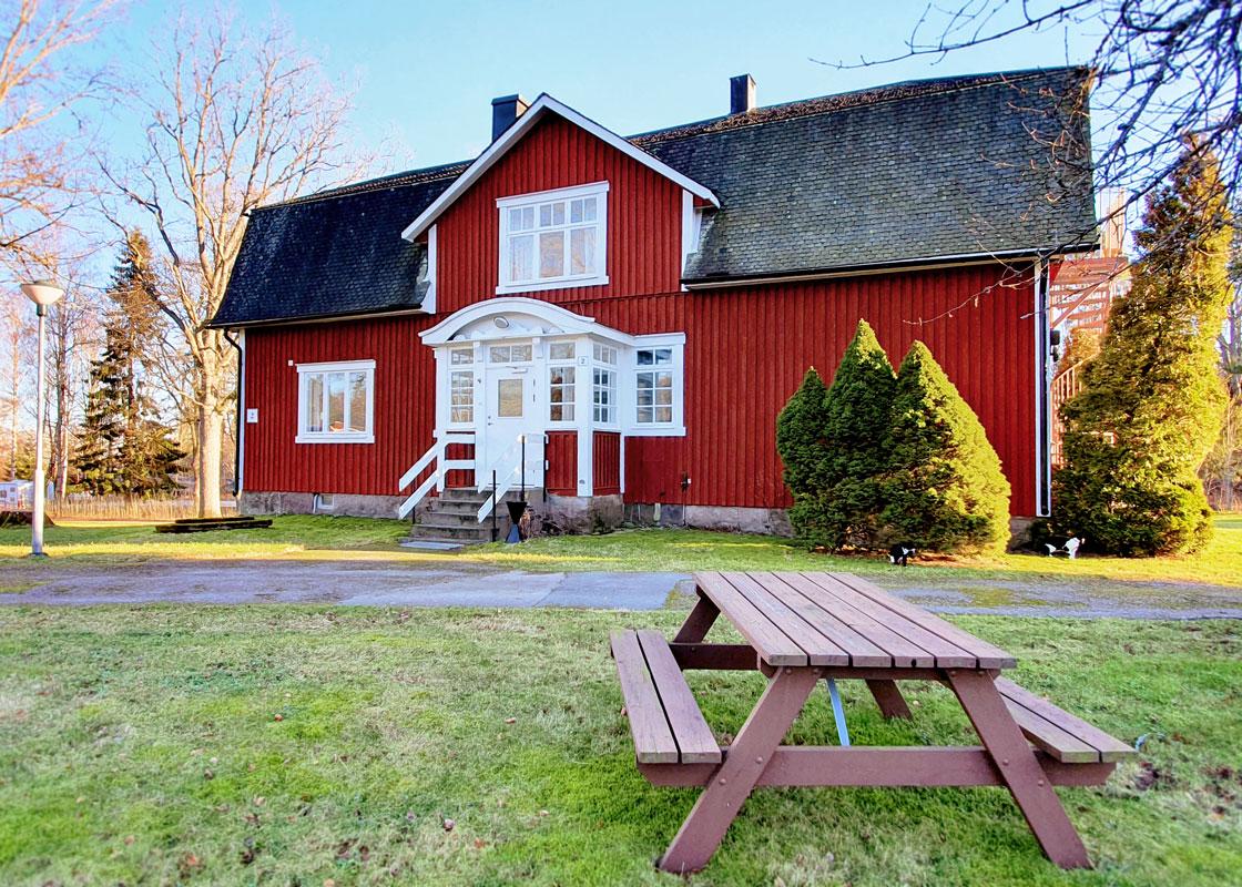 På Kroppefjäll Bed & Breakfast kan du också hyra hus att bo i. Boende, Dals Rostock, Mellerud, Dalsland.